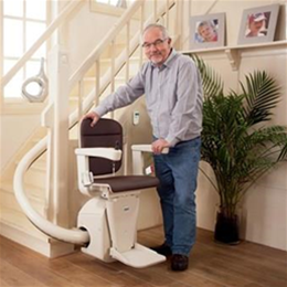 Crook Log Stairlifts