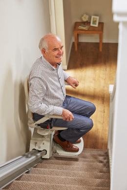 Stairlift Rental in West Brompton