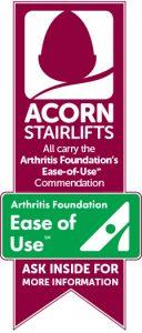 Acorn Stairlift Banner