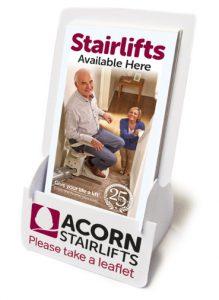 Stairlift leaflets